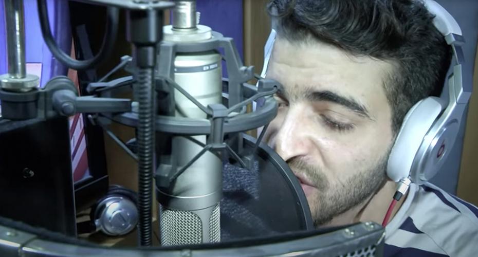 Ahmed Ghoneim, Rapper